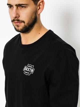 Longsleeve Brixton Garth Prem (black)