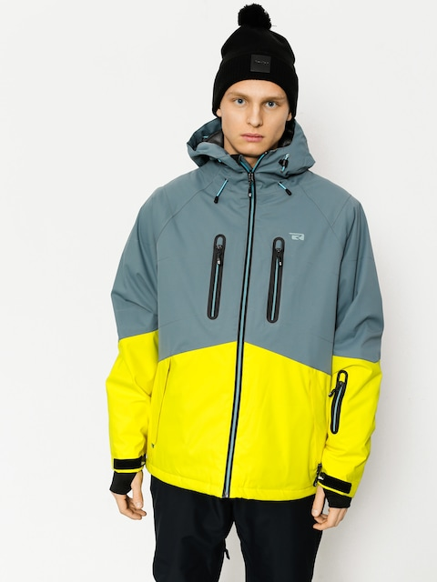 Kurtka snowboardowa Rehall Rage (storm grey)