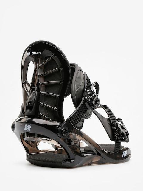 Wiązania snowboardowe K2 Charm Wmn