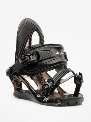 Wiązania snowboardowe K2 Charm Wmn (black)