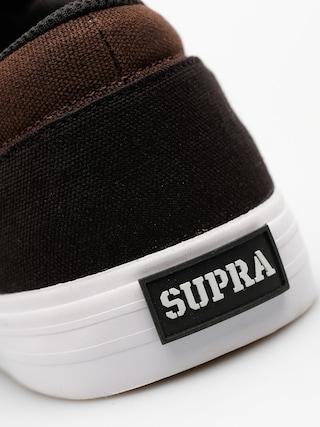 Buty Supra Cuba (demitasse/black/white)