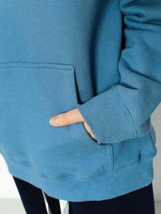Bluza z kapturem Stussy 80 17 Fm HD Wmn (steel)