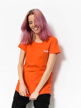 T-shirt Prosto Costela Ts Wmn (red)