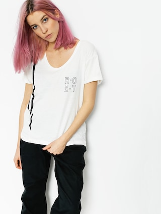 T-shirt Roxy The Backflip Wmn (marshmellow)