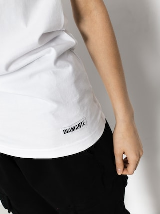 T-shirt Diamante Wear They Told Me Wmn (white)
