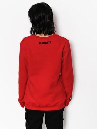 Bluza Diamante Wear Sarcasm Wmn (red)