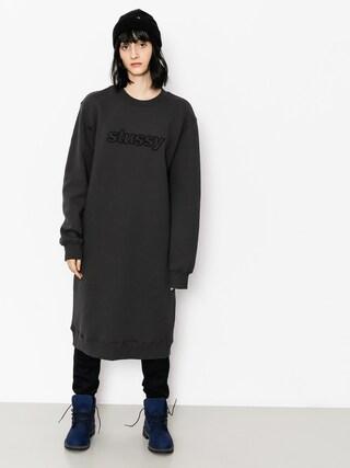 Sukienka Stussy Archers Fleece Wmn (black)