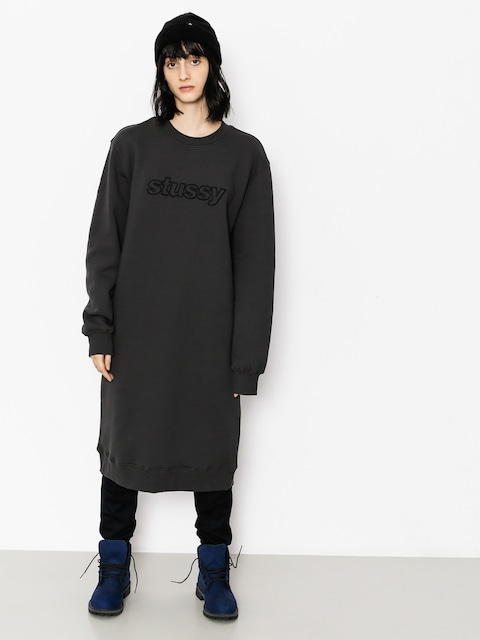 Sukienka Stussy Archers Fleece Wmn (black)