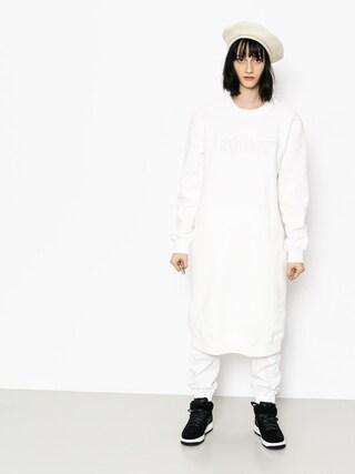 Sukienka Stussy Archers Fleece Wmn (off white)