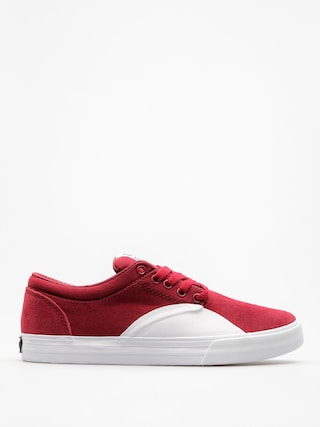 Buty Supra Chino (dark ruby white)
