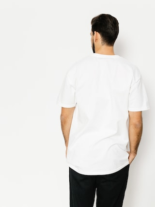 T-shirt Skate Mental Amsterdam Tourist (white)