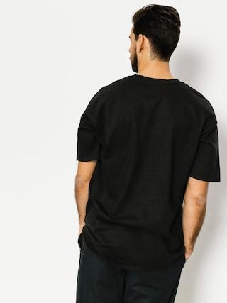 T-shirt Skate Mental Cat (black)