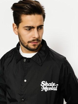 Kurtka Skate Mental Script Logo Coach (black)