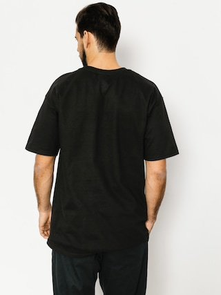 T-shirt Skate Mental Upper Decker Pocket (black)
