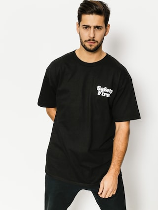T-shirt Skate Mental Safety First (black)