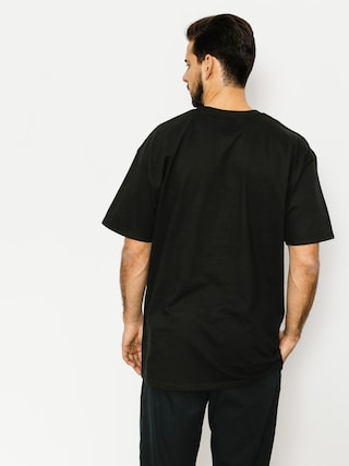 T-shirt HUF Blackout Check Box (black)