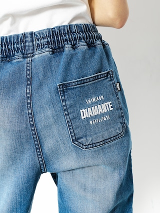 Spodnie Diamante Wear Rm Jogger Jeans (light jeans washed)