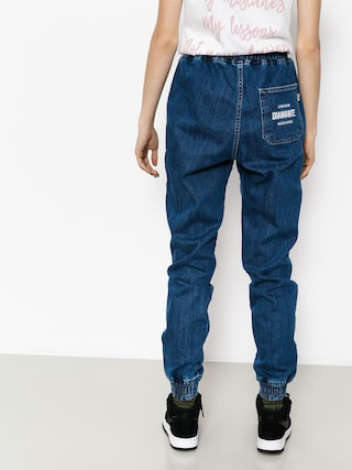Spodnie Diamante Wear Rm Jogger Jeans (light jeans)