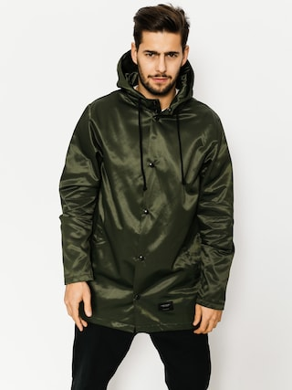 Kurtka The Hive Rain (olive green)