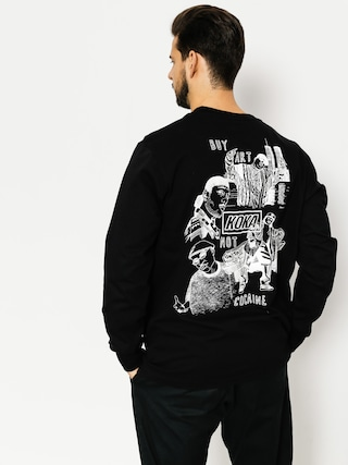 Longsleeve Koka Art (black)