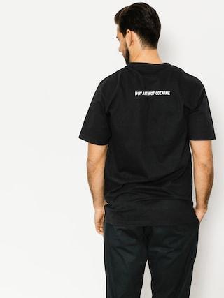 T-shirt Koka Eazy (black)