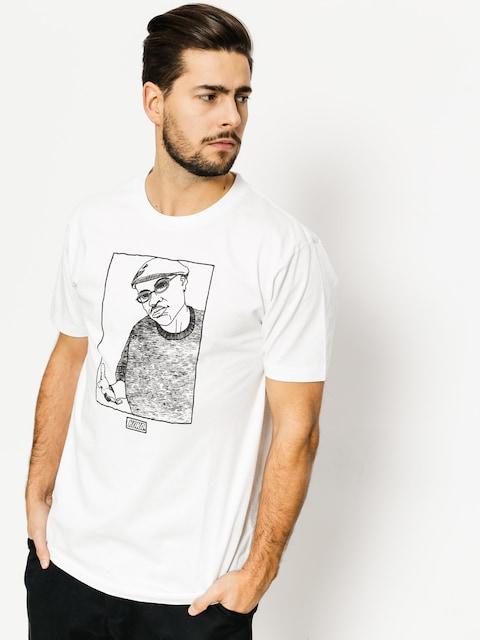 T-shirt Koka G (white)