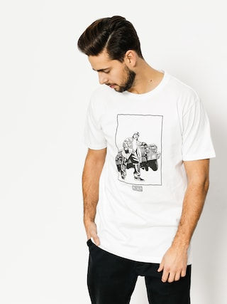 T-shirt Koka Eazy (white)