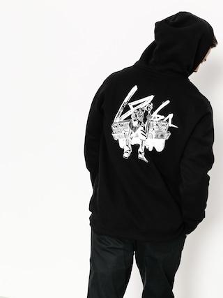 Bluza z kapturem Koka Eazy HD (black)