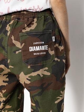 Spodnie Diamante Wear Rm Classic Jogger (camo light)