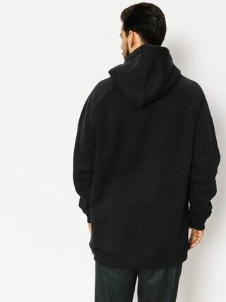 Bluza z kapturem Youth Skateboards Triangle Logo HD (black)
