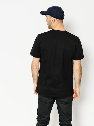 T-shirt Carhartt College Script (black/white)