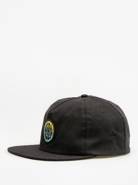 Czapka z daszkiem Emerica Harsh Toke Snap ZD (black)
