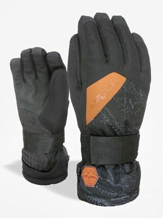 Rękawice Level Rocky Jr (ninja black)