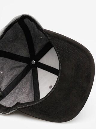 Czapka z daszkiem Primitive Classic Snap ZD (black)