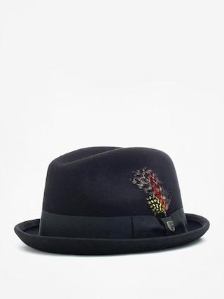 Kapelusz Brixton Gain Fedora (black)