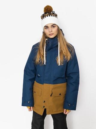 Kurtka snowboardowa Airblaster Wms Freedom Parka Wmn (navy camel)