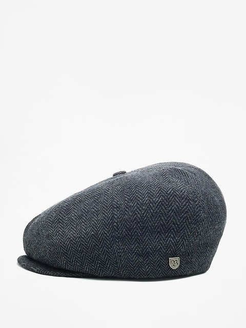 Kaszkiet Brixton Brood Snap ZD (grey/black)
