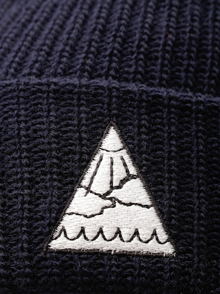 Czapka zimowa Youth Skateboards Triangle Logo (navy)