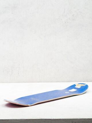 Deck Primitive Gradient Pennant (pink/light blue)