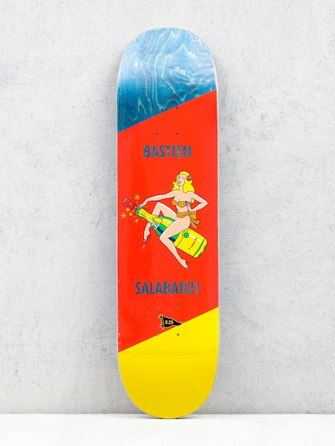 Deck Primitive Salabanzi Pin Up (bottle/red/yellow)