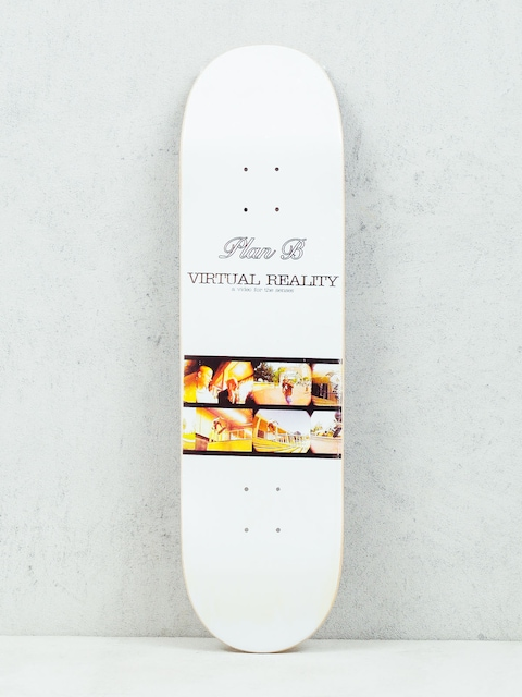 Deck Plan B Gamechanger (white)