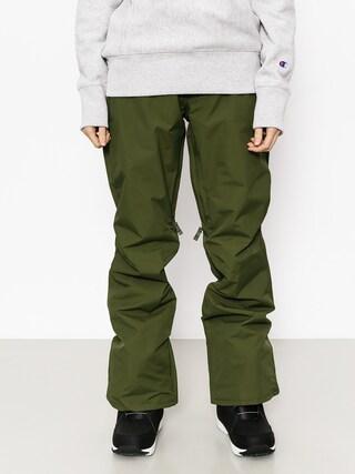 Spodnie snowboardowe Burton Society Wmn (rifle green)