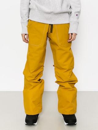 Spodnie snowboardowe Burton Veazie Wmn (harvest gold)