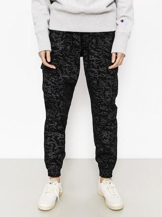 Spodnie Diamante Wear Flight School Jogger (black camo)