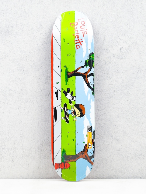 Deck Enjoi Barletta Bff (blue/green/red)