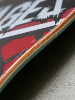 Deck Plan B Cole Savages (red/black/white)