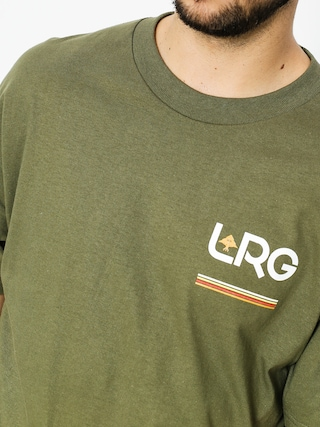 T-shirt LRG Lifted 47 (miltry green)