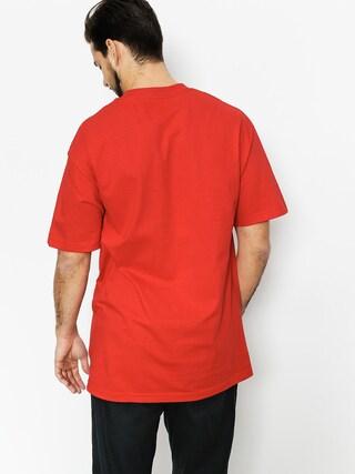 T-shirt LRG Skull Kracker (red)