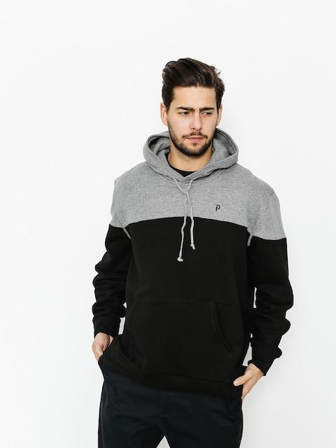 Bluza z kapturem Primitive Blocked HD (grey)