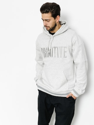 Bluza z kapturem Primitive Paneled HD (ice heather)